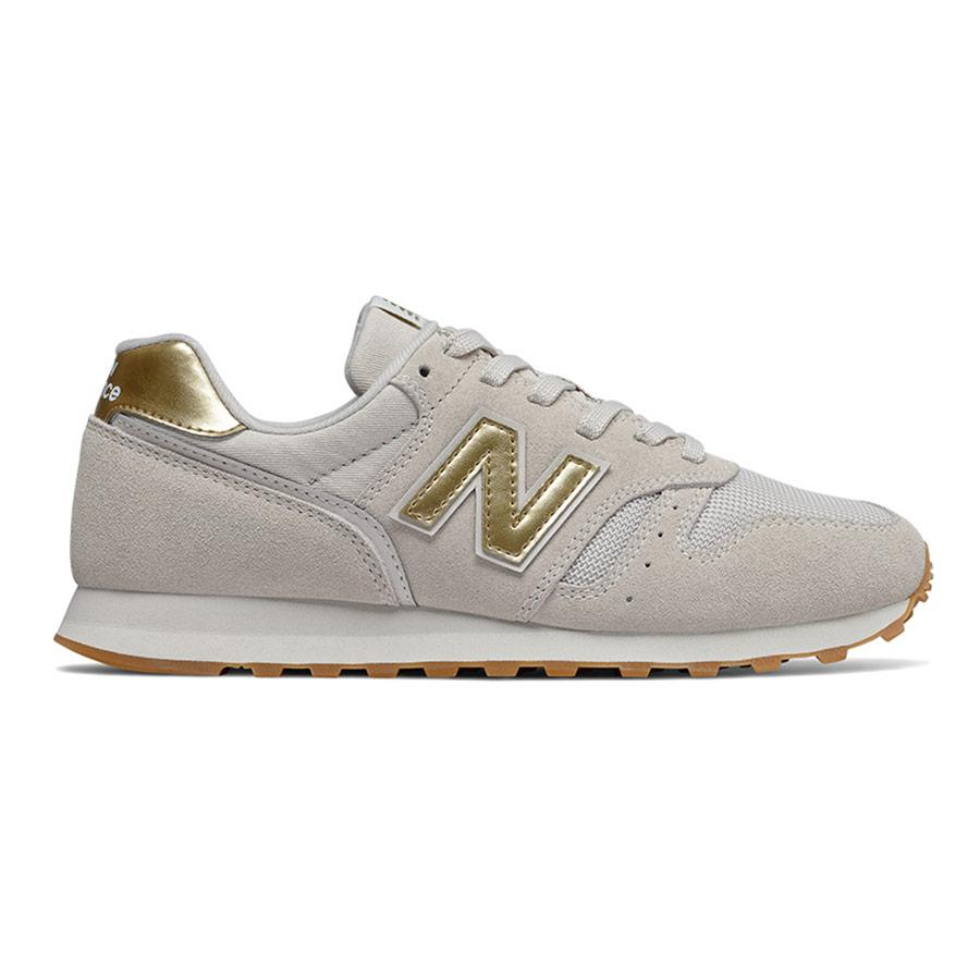 Chaussures New Balance 373 v2 gris doré femme | Deporvillage