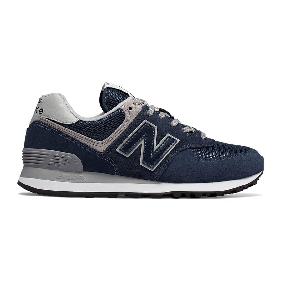 Scarpe New Balance 574 Classic blu navy grigio donna