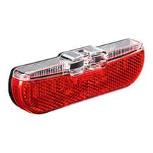 Luz traseira LED Trelock LS 615 Duo Flat Signal preto