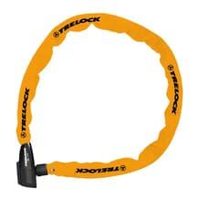 Corrente antirroubo Trelock BC 115 600 com código laranja