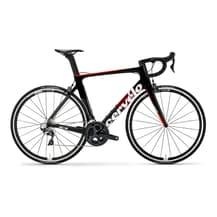 Bicicletta Strada Cervélo S3 Shimano Ultegra Di2 R8000 nero rosso