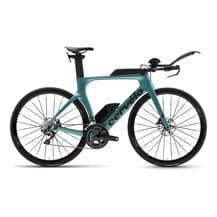 Bicicletta Triatlón Cervélo P Ultegra azzurro nero