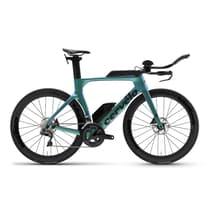 Bicicletta Triatlón Cervélo P Ultegra Di2 azzurro nero