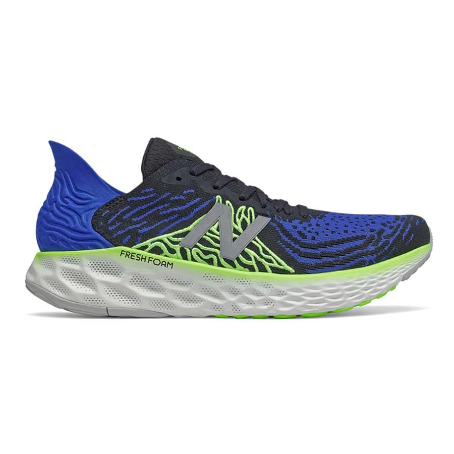 Scarpe New Balance Fresh Foam 1080 v10 blu navy nero verde
