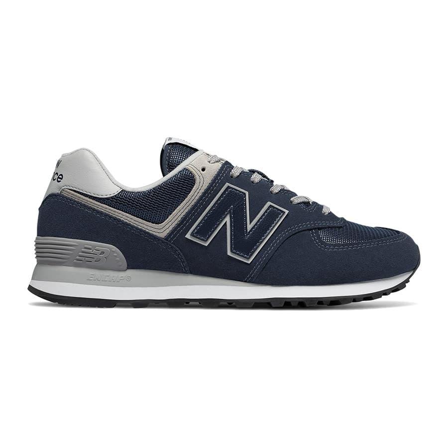 Chaussures New Balance 574 bleu marine