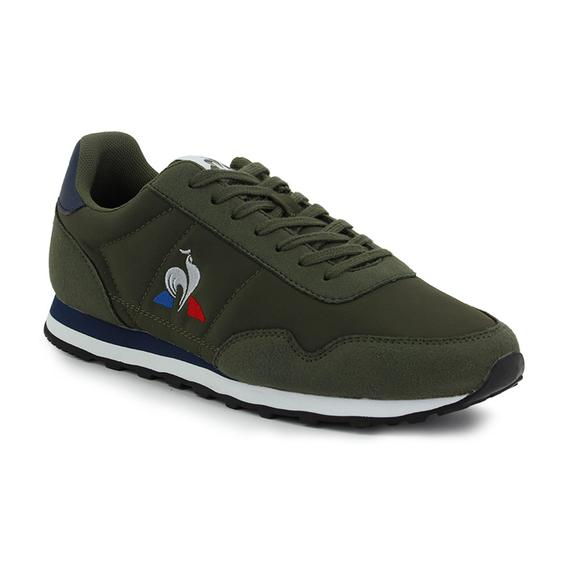 Le Coq Sportif Astra Sport Trainers Green