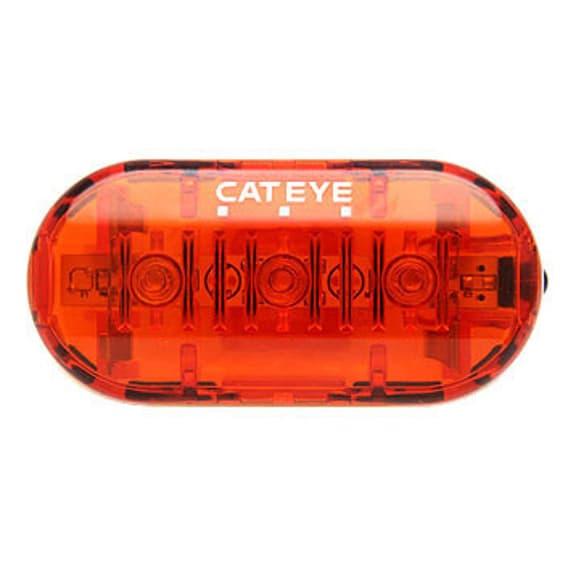 CatEye Omni 3 TL-LD135 3 DEL Feu arrière-Noir