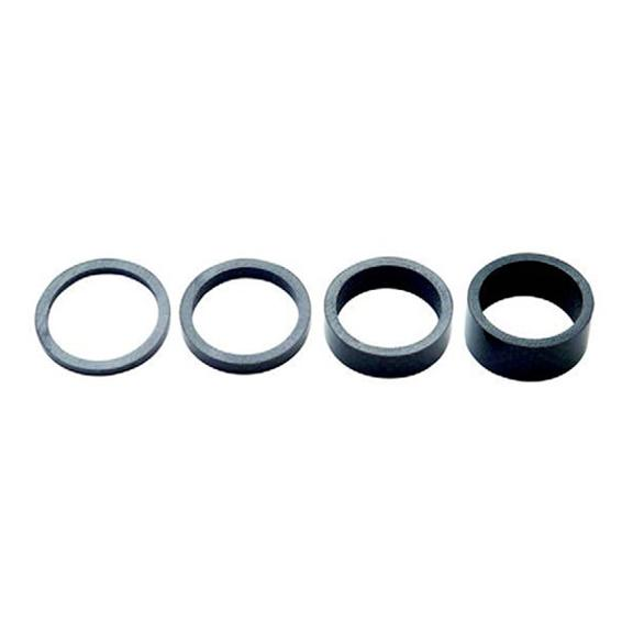 UD de Carbone Casque Entretoises 1-1//4 pouces-PRO 3//5//10//15 mm