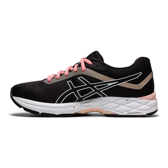 ASICS GEL-Zone 7 Running Shoes Black Pink Women