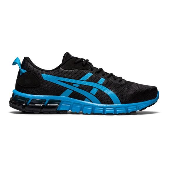 Chaussures ASICS GEL-Quantum 90 noir bleu