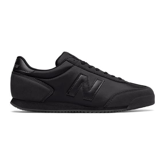 New Balance 370 Court Shoes Black Dark Grey