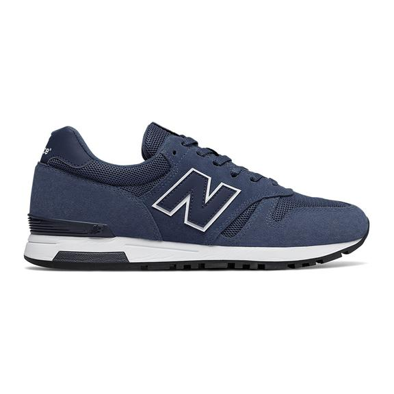 New Balance 565 Shoes Dark Blue Black