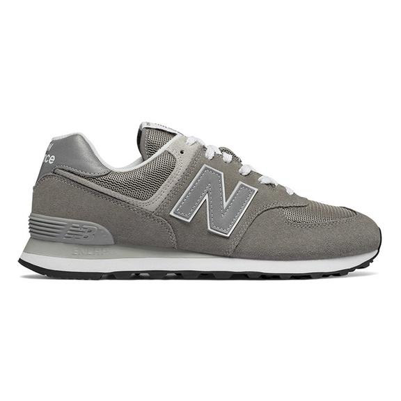 New Balance 574 Shoes Grey White