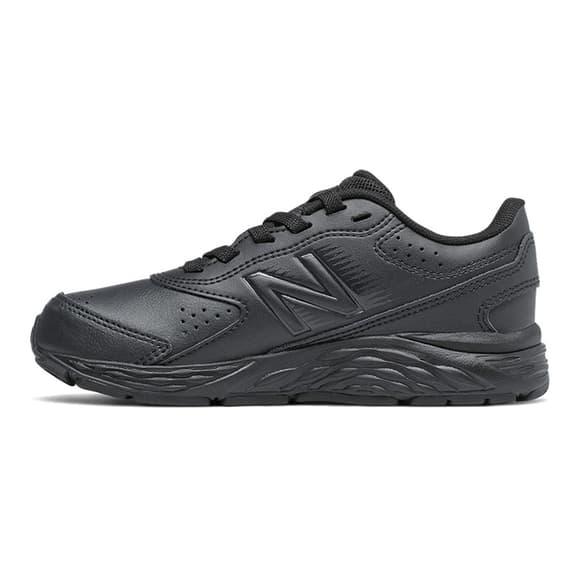 Chaussures New Balance 680 v6 Uniform noir enfant