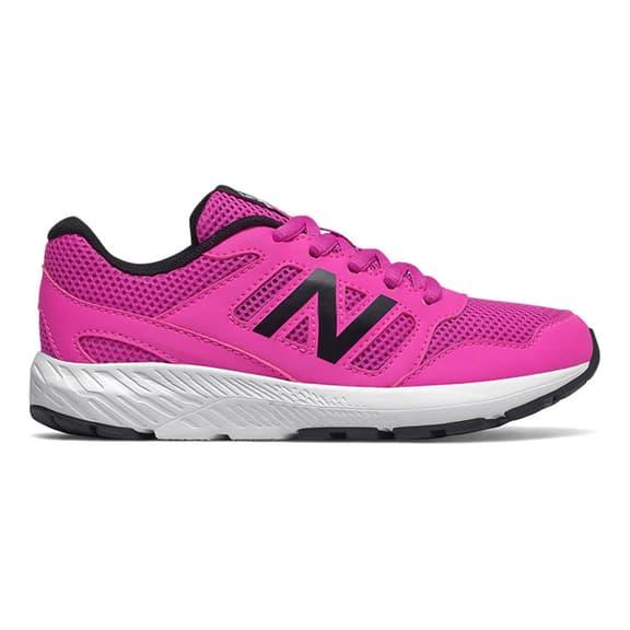 Chaussures New Balance 570 v2 rose noir enfant