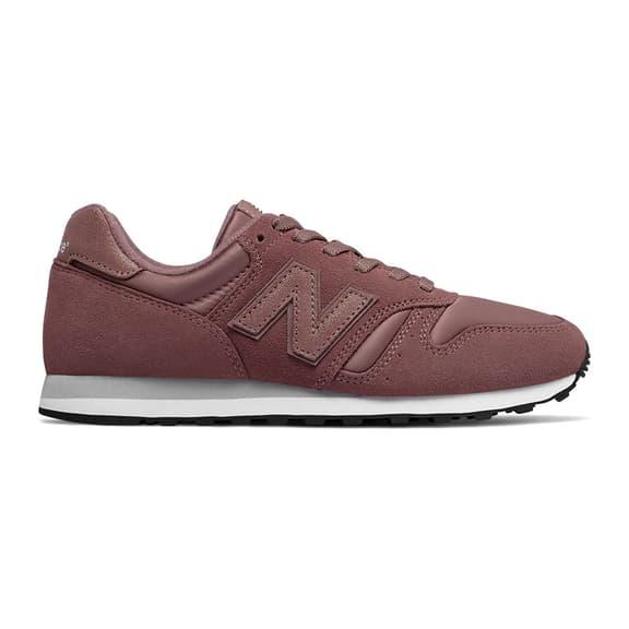 New Balance 373 Glytter Shoes Light Burgundy Women
