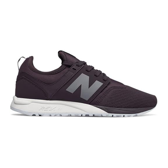 New Balance 247 Shoes Dark Lilac Woman