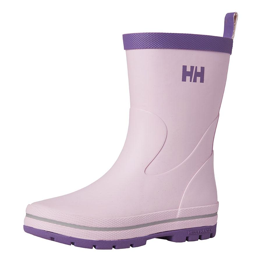 Helly Hansen Midsund 3 Kinder Stiefel blass-lila