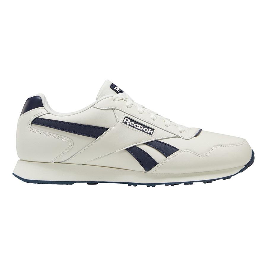 Chaussures Reebok Royal Glide LX blanc bleu foncé